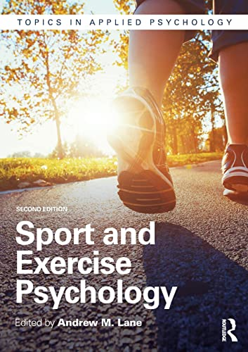 9781848722231: Sport and Exercise Psychology (Topics in Applied Psychology)