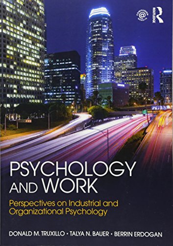9781848725089: Psychology and Work: Perspectives on Industrial and Organizational Psychology