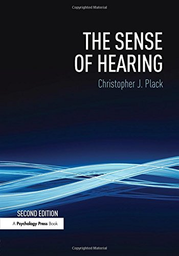 9781848725157: The Sense of Hearing: Second Edition
