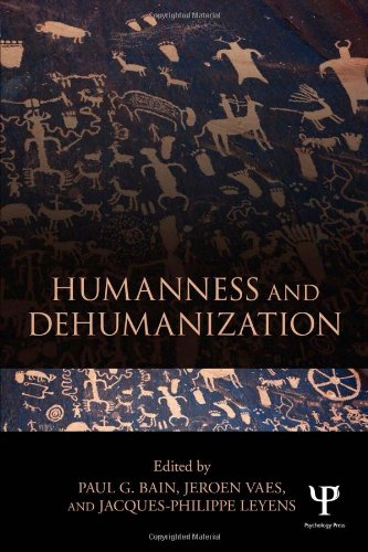 9781848726109: Humanness and Dehumanization
