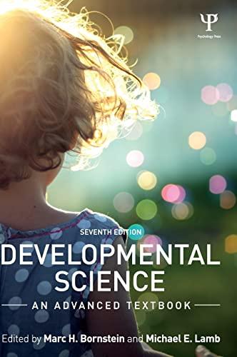 9781848726116: Developmental Science: An Advanced Textbook