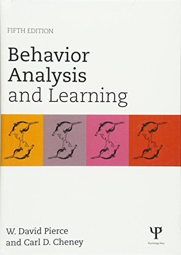 9781848726154: Behavior Analysis and Learning: Fifth Edition