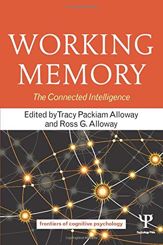 9781848726185: Working Memory (Frontiers of Cognitive Psychology)