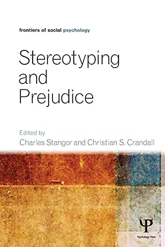 Stereotyping and Prejudice: Stangor, Charles (edt)/