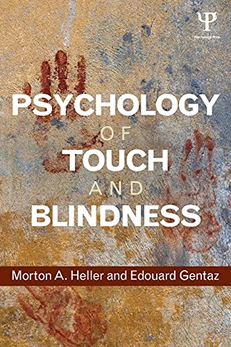 9781848726536: Psychology of Touch and Blindness