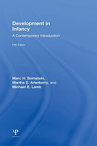 9781848726581: Development in Infancy: A Contemporary Introduction
