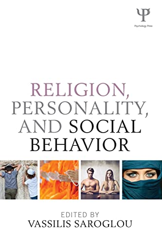 9781848726659: Religion, Personality, and Social Behavior