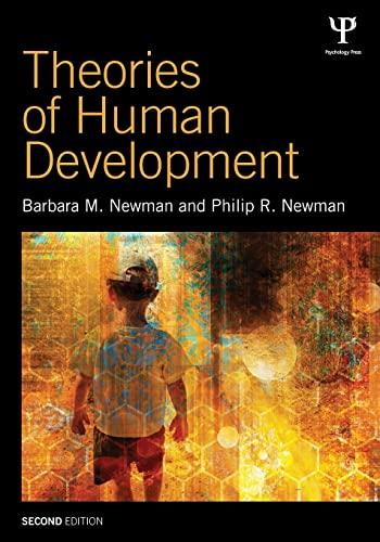 9781848726673: Theories of Human Development