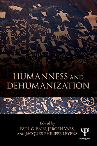 9781848726901: Humanness and Dehumanization