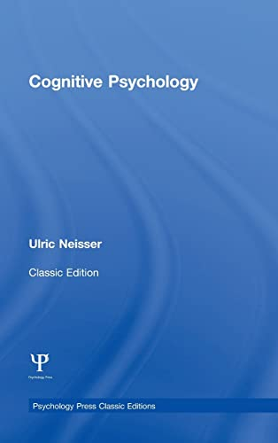 9781848726932: Cognitive Psychology: Classic Edition (Psychology Press & Routledge Classic Editions)