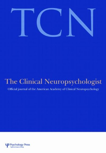 9781848727298: Advocacy in Neuropsychology: A Special Issue of the Clinical Neuropsychologist, Volume 24 (Special Issues of The Clinical Neuropsychologist)