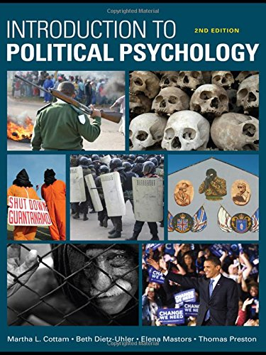 9781848728813: Introduction to Political Psychology: 2nd Edition