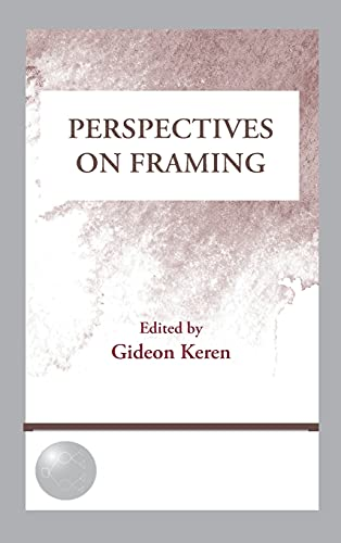 9781848729032: Perspectives on Framing (The Society for Judgment and Decision Making Series)