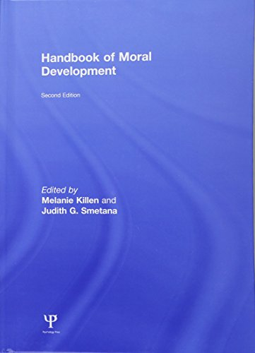 9781848729599: Handbook of Moral Development
