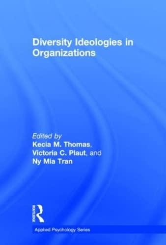 9781848729650: Diversity Ideologies in Organizations (Applied Psychology Series)