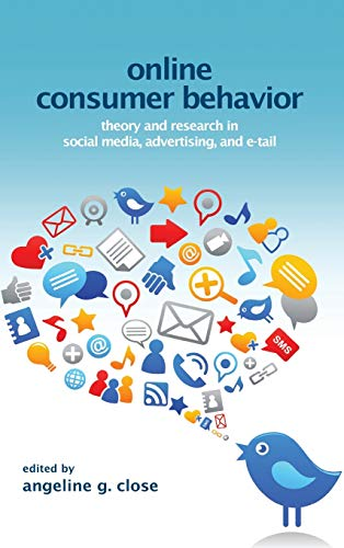 9781848729698: Online Consumer Behavior: Theory and Research in Social Media, Advertising and E-tail (Marketing and Consumer Psychology Series)