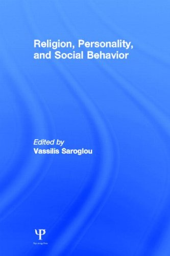 9781848729841: Religion, Personality, and Social Behavior