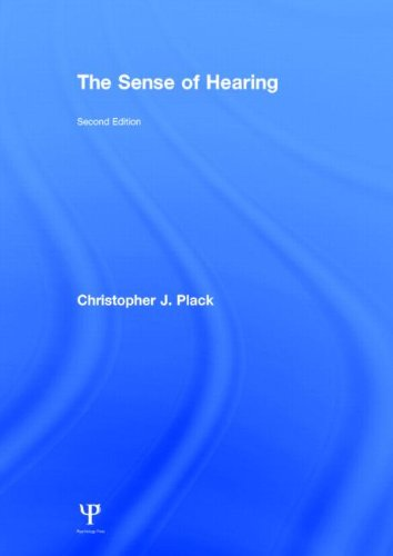 9781848729872: The Sense of Hearing: Second Edition