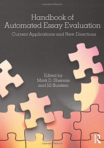 9781848729957: Handbook of Automated Essay Evaluation: Current Applications and New Directions