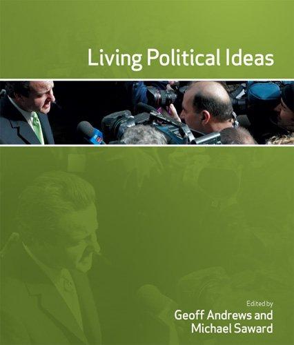 Living Political Ideas: Saward M (eds),