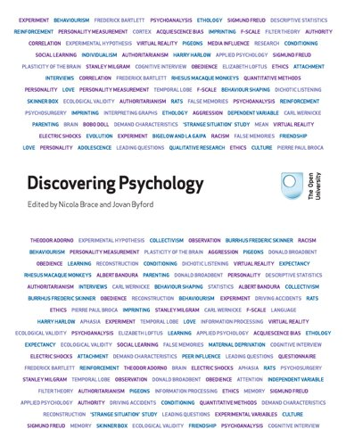 Discovering Psychology: Nicola Brace and