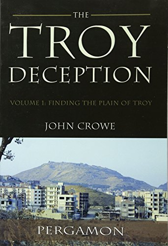 9781848765498: Troy Deception: Finding the Plain of Troy