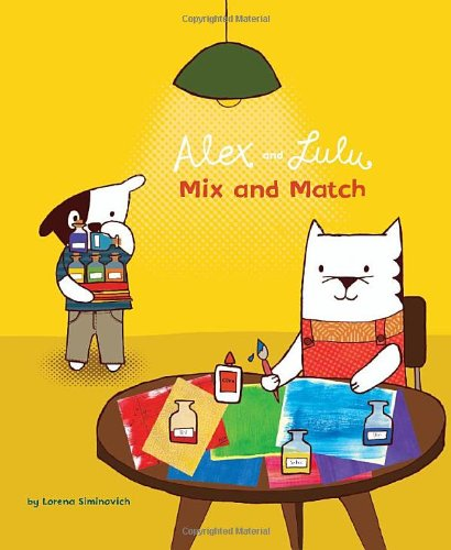 9781848770003: Alex and Lulu: Mix and Match