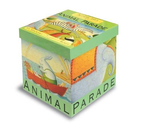 9781848770065: Animal Parade Stacking Boxes