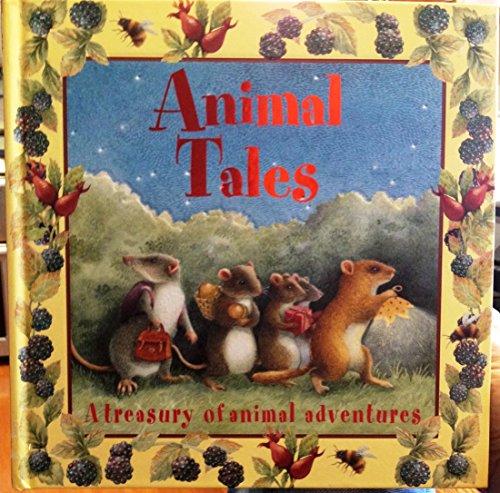 9781848770126: Animal Tales (A Treasury of Animal Adventures)