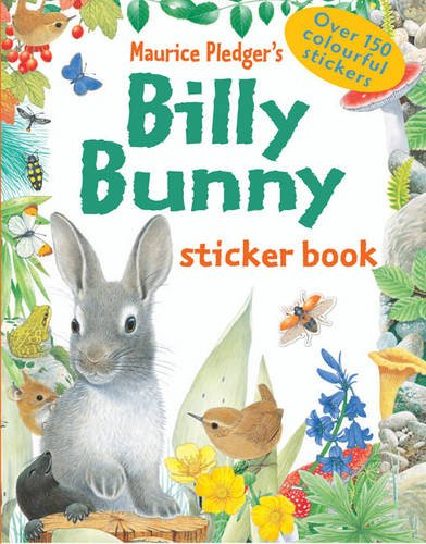 9781848770447: Billy Bunny Sticker Book (Animal Sticker Books)