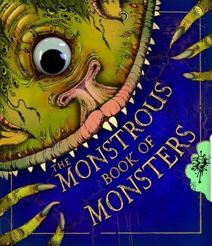 9781848770812: Monstrous Book of Monsters