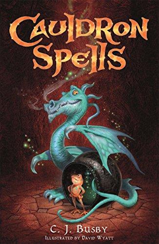 9781848770850: Cauldron Spells (Frogspell)