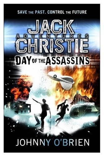 9781848770911: Day of the Assassins (Jack Christie Novel) (The Jack Christie Adventures)