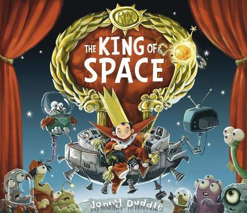 9781848772267: The King of Space