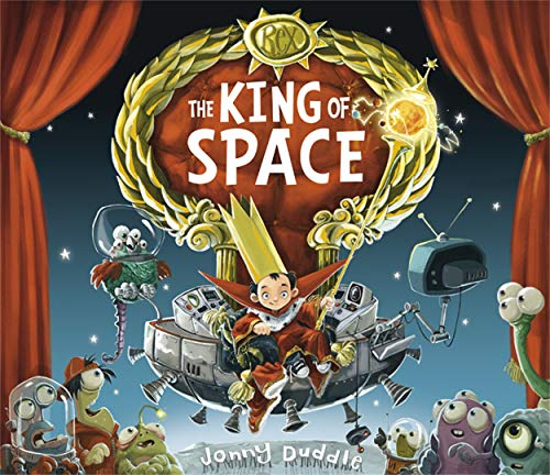 9781848772274: King of Space