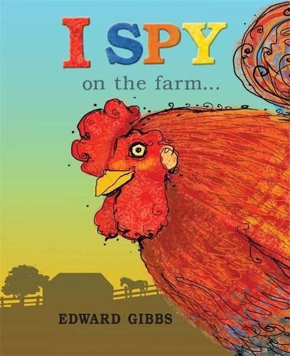 9781848772359: I Spy on the Farm