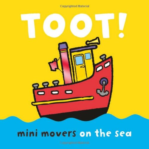 Mini Movers: Toot: Lambert, Jonathan
