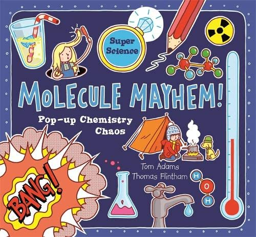 Molecule Mayhem: Adams, Tom