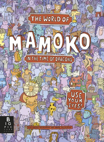 9781848773004: Mamoko In The Time Of Dragons