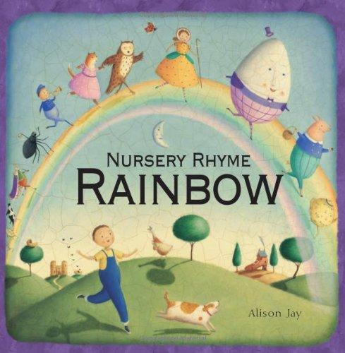 9781848773097: Nursery Rhyme Rainbow