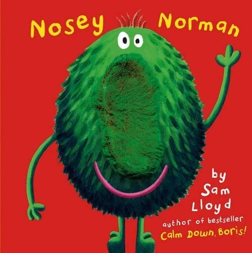 9781848773141: Nosey Norman (sam lloyd Series)