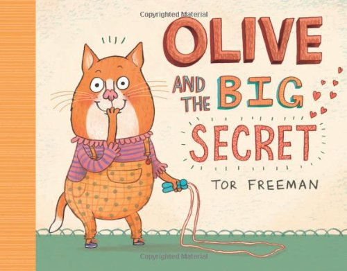 9781848773455: Olive and the Big Secret