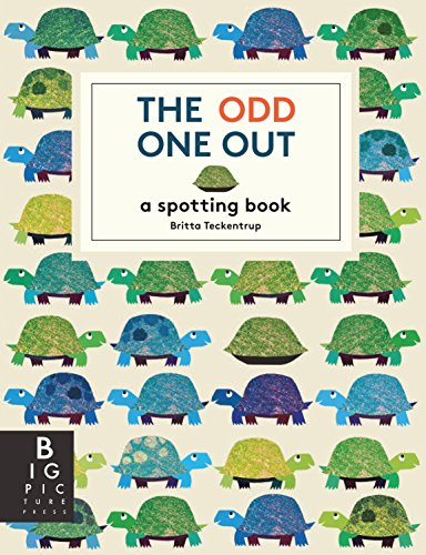 9781848773516: The Odd One Out (Britta Teckentrup)