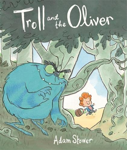 9781848773523: Troll and the Oliver