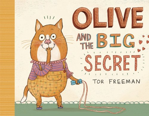 9781848773530: Olive and the Big Secret