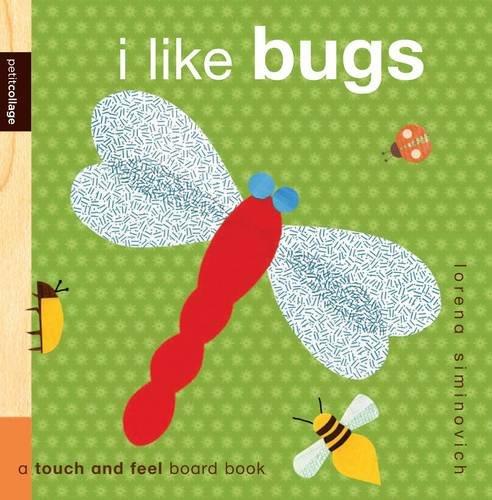9781848773752: I Like Bugs: Petit Collage