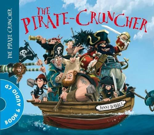 9781848773783: The Pirate Cruncher
