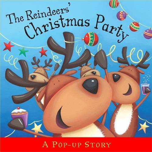 9781848774124: Reindeer's Christmas Party