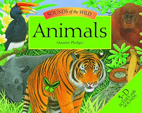 9781848774247: Animals (Sounds of the Wild)