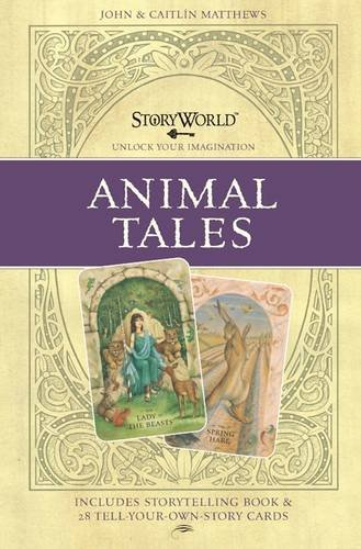 9781848774339: The StoryWorld Cards: Animal Tales